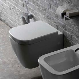 Globo STONE / CLASSIC 45.36 wall-mounted washdown toilet, short version matt white