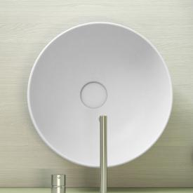 Globo T-EDGE countertop washbasin white