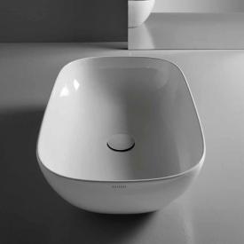 Globo T-EDGE countertop washbasin white