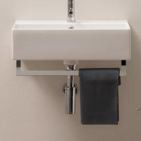Globo T-EDGE towel rail for wall-mounted washbasins