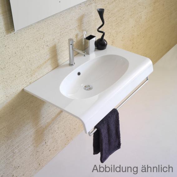 Globo BOWL+ towel rail W: 70 D: 7.7 cm for washbasin