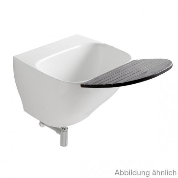 Globo GENESIS wash board for washbasin GE061 W: 50 D: 37 H: 2 cm natural white