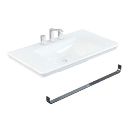 Globo Relais towel bar W: 92 H: 13 D: 10 cm