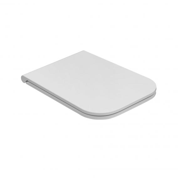 Globo STONE toilet seat, removable white, with soft close