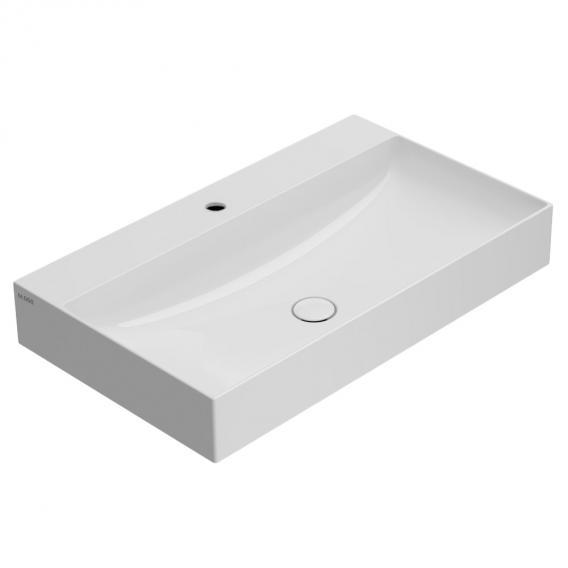 Globo T-EDGE washbasin white
