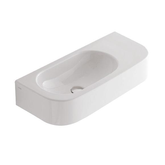 Globo FORTY3 washbasin without tap hole