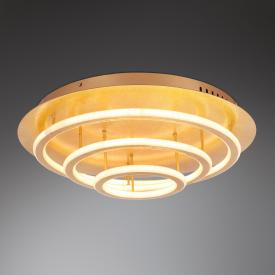 Globo Lighting Arryn LED ceiling light with dimmer and CCT