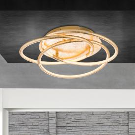 Globo Lighting Barna LED ceiling light