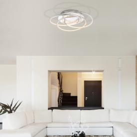 Globo Lighting Barna LED ceiling light