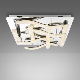 Globo Lighting Nabro LED ceiling light, 8 heads