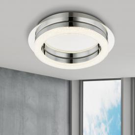 Globo Lighting Spikur LED ceiling light, medium