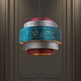 Globo Lighting Ticon pendant light, 1 head