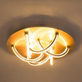 Globo Lighting Tilo LED ceiling light with dimmer