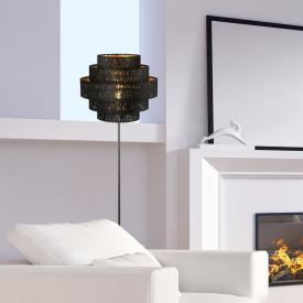 Globo Lighting Tuxon floor lamp 1 head, oval