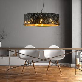 Globo Lighting Tuxon pendant light, oval