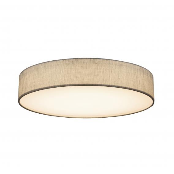 Globo Lighting Paco LED ceiling light with dimmer and CCT