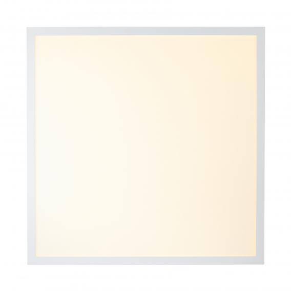 Globo Lighting Rosi LED ceiling light with dimmer and CCT, square