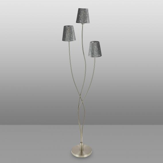 Globo Lighting Tarok floor lamp, 3 heads