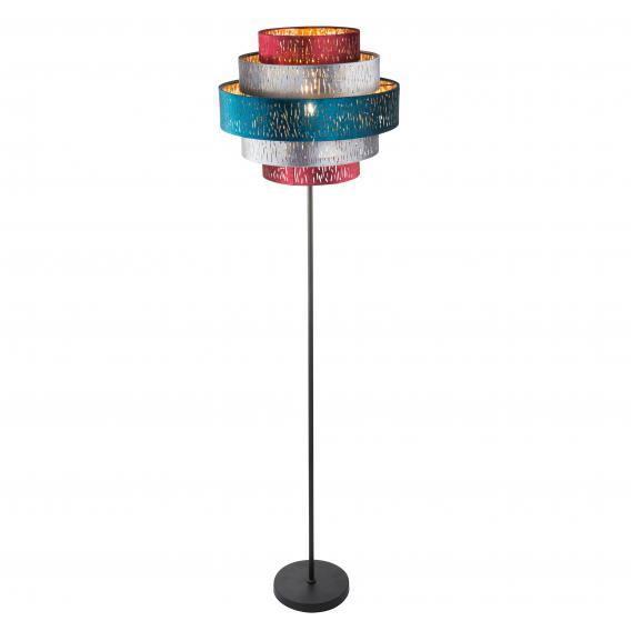 Globo Lighting Ticon floor lamp 1 head, oval