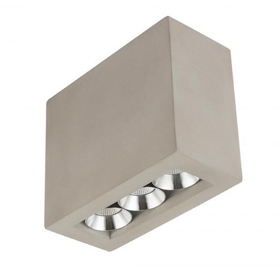 Globo Lighting Timo LED spotlight/ceiling light, 3 heads
