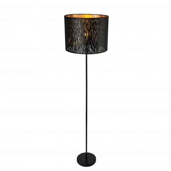 Globo Lighting Tuxon floor lamp, 1 head