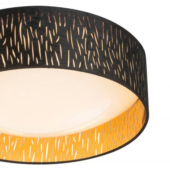 Globo Lighting Tuxon LED ceiling light, large