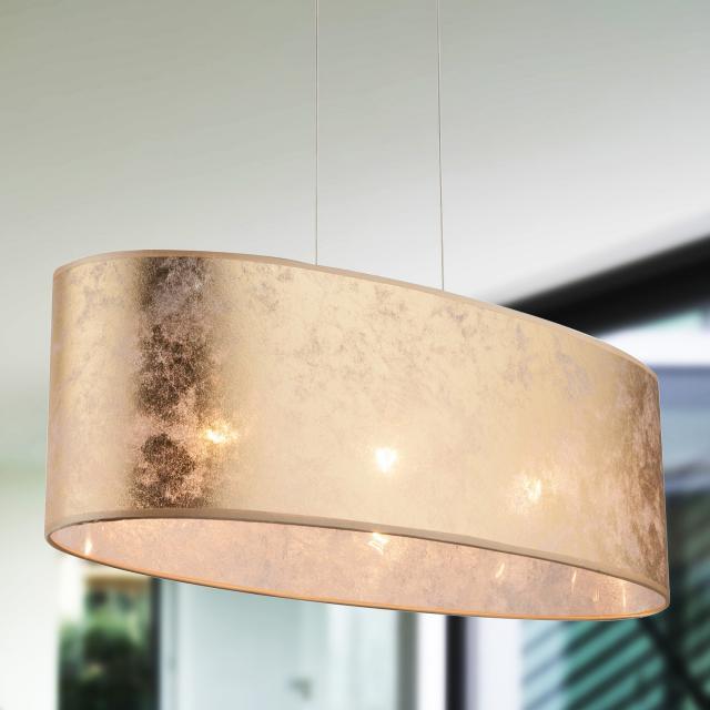 Globo Lighting Amy pendant light, elongated