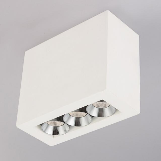 Globo Lighting Christine LED spotlight/ceiling light, 3 heads