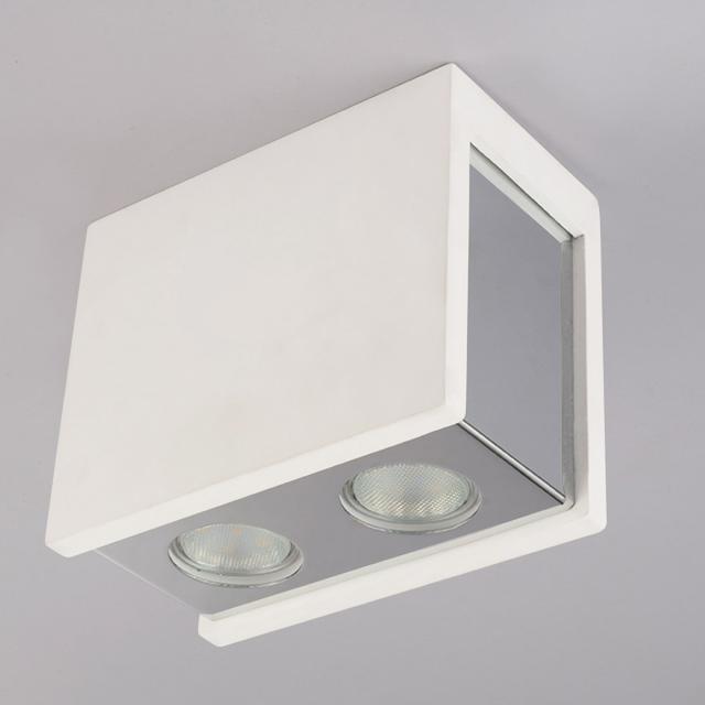 Globo Lighting Christine spotlight/ceiling light, 2 heads