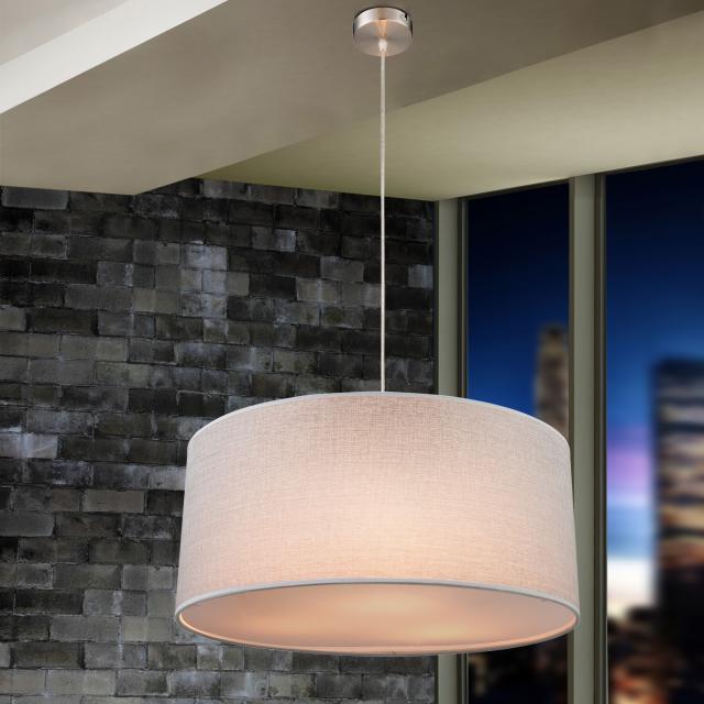Globo Lighting Paco pendant light, round