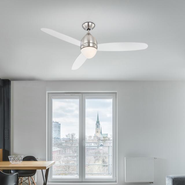 Globo Lighting Premier ceiling light/fan