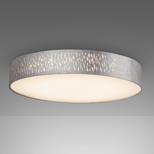 Globo Lighting Tarok LED ceiling light with dimmer and CCT