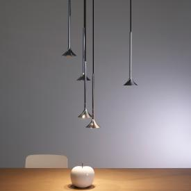 GROK by LEDS-C4 Alive LED 5 headed pendant