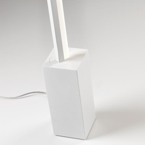 GROK by LEDS-C4 Circ LED floor lamp with dimmer