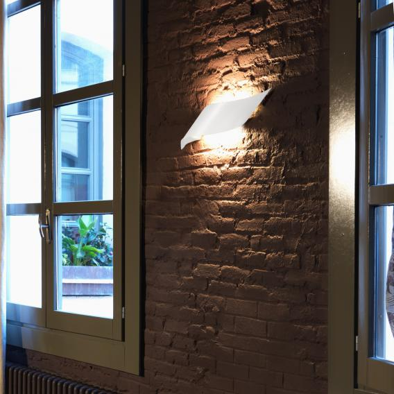 GROK by LEDS-C4 Rizz LED wall light small