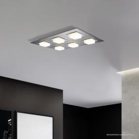 GROSSMANN Basic LED ceiling light, 6 heads