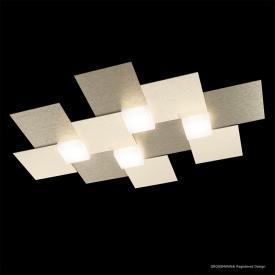 GROSSMANN Creo LED ceiling light 4 heads