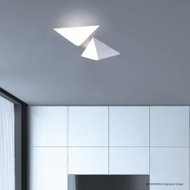 GROSSMANN Delta LED ceiling light 2 heads
