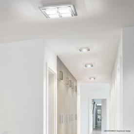 GROSSMANN Domino LED ceiling light 4 heads