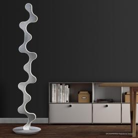 GROSSMANN Lia LED floor lamp with dimmer