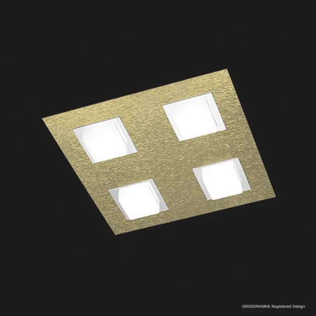 GROSSMANN Basic LED ceiling light, 4 heads