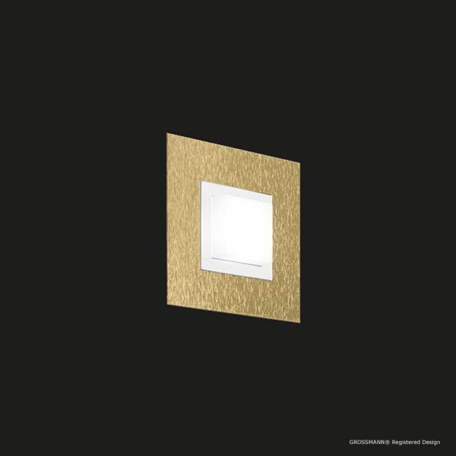 GROSSMANN Basic LED ceiling light/wall light, 1 heads