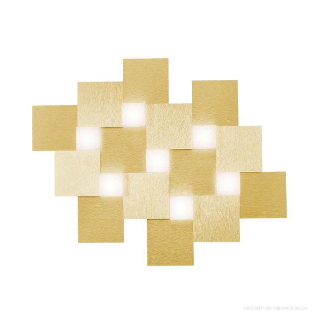 GROSSMANN Creo LED ceiling light 7 heads