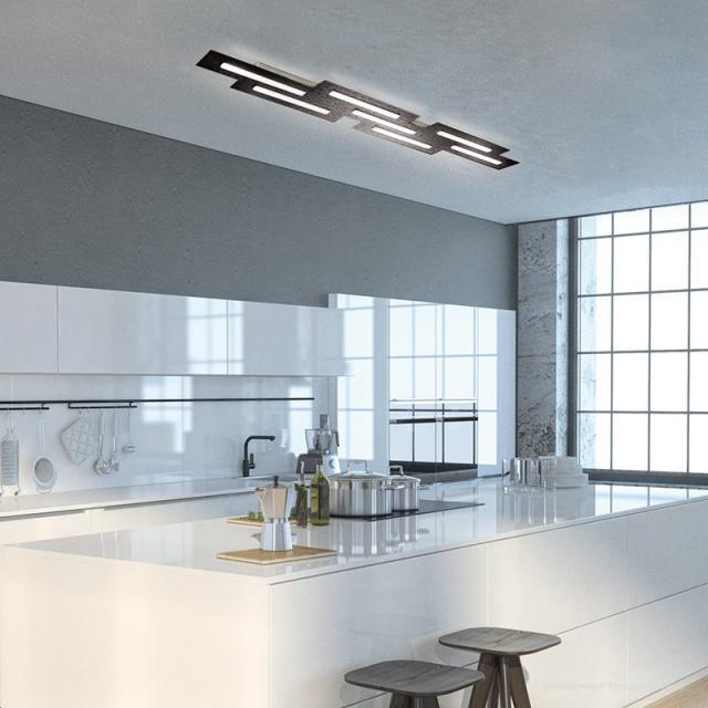 GROSSMANN Fis LED ceiling light 7 heads