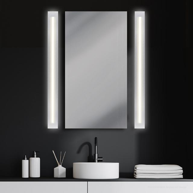 GROSSMANN Fis LED wall light/mirror light, 3 heads