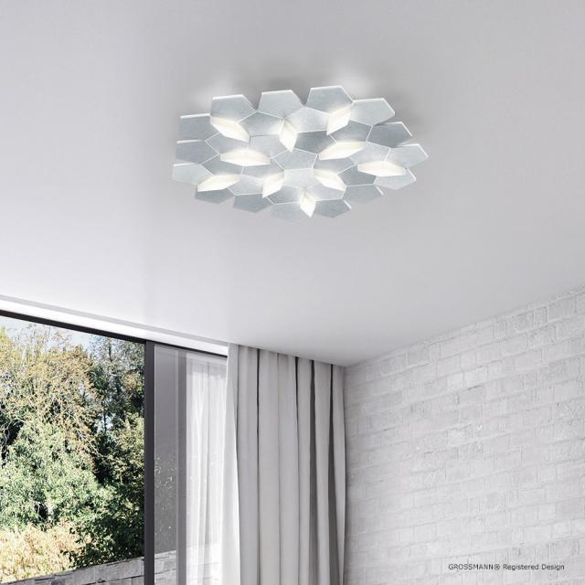 GROSSMANN Karat LED ceiling light