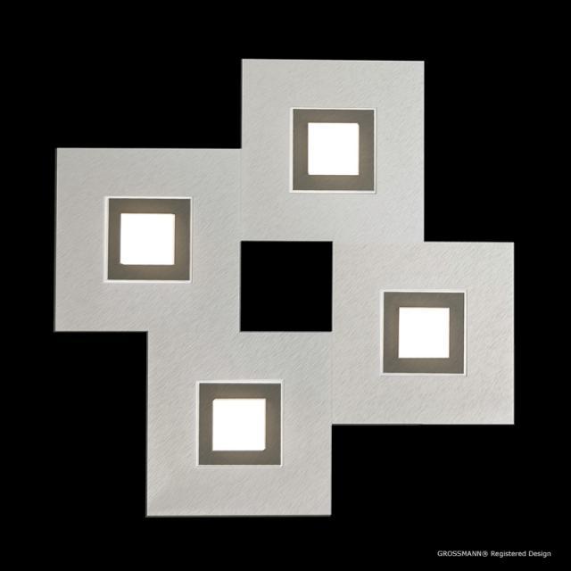 GROSSMANN Karree LED ceiling light, square