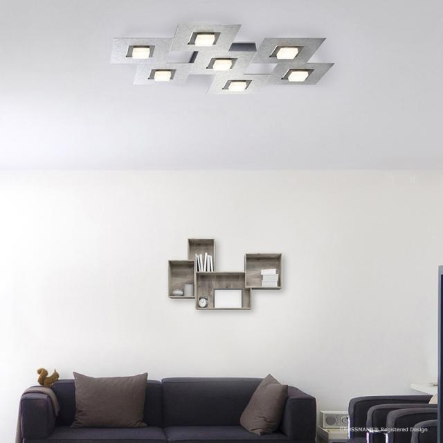 GROSSMANN Karree LED ceiling light