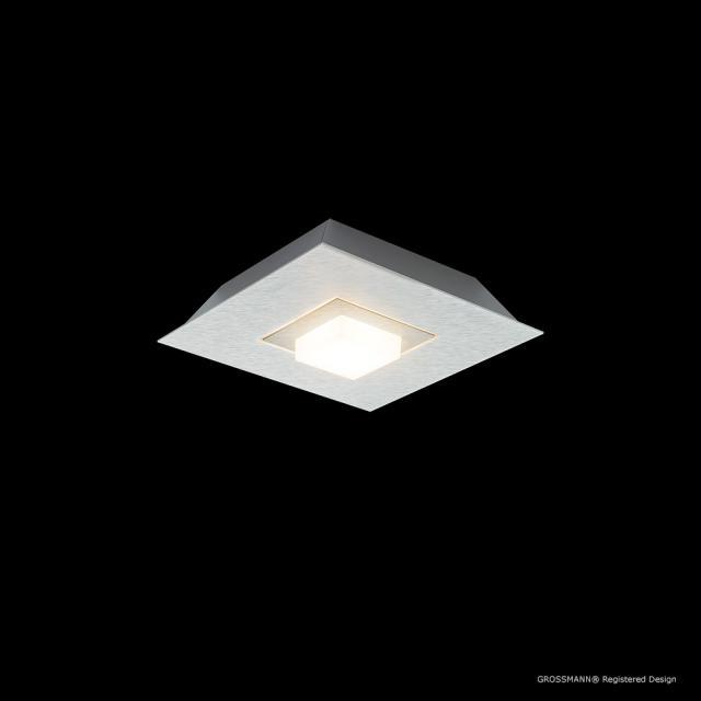 GROSSMANN Karree LED ceiling light/wall light