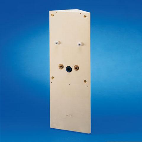 Grumbach corner hand washbasin block H: 108 cm